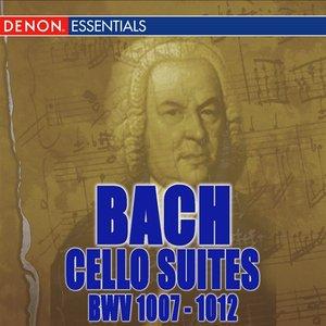 Bach: Cello Suites BWV 1007-1012