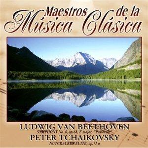 Maestros de la musica clasica - Ludwig Van Beethoven / Peter Tchaikovsky