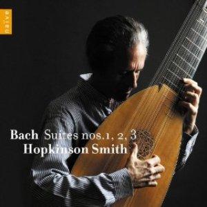 Bach: Suites n°1, 2 & 3