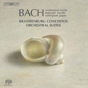 Bach, J.S.: Brandenburg Concertos Nos. 1-6 / Orchestral Suites Nos. 1-4