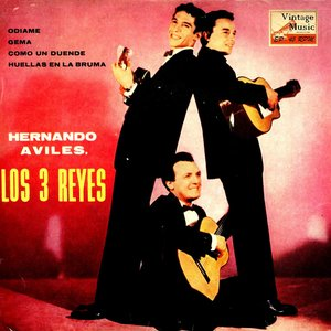 """Vintage México Nº 69 - EPs Collectors """"Hernando Avilés, Gilberto Y Raul Puente"""""""