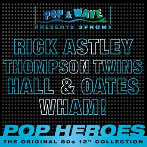 Pop & Wave 3from1 - Pop Heroes