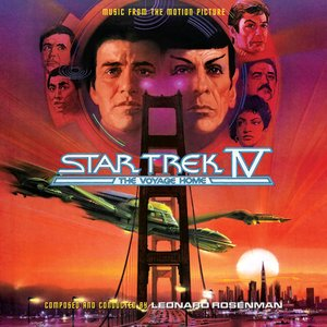 Star Trek IV: The Voyage Home (Original Motion Picture Soundtrack)
