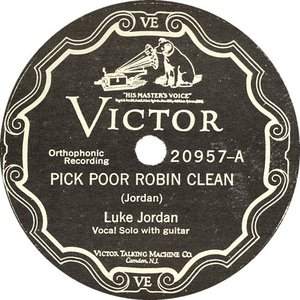 Pick Poor Robin Clean / Traveling Coon