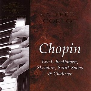 Chopin, Liszt, Beethoven, Skriabin, Saint-Saëns & Chabrier