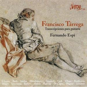 Fracisco Tarrega - Transcripciones Para Guitarra