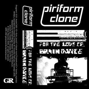 For the Love of... Braindance - EP