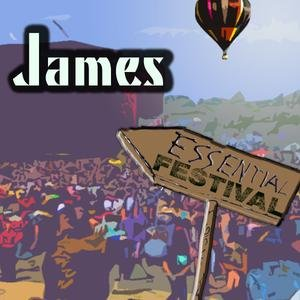 Essential Festival: James