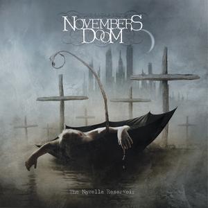 Cover Novembers Doom - The Novella Reservoir