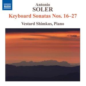 Soler: Keyboard Sonatas Nos. 16-27