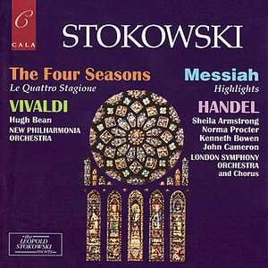 Vivaldi: The Four Seasons & Handel: Messiah Highlights
