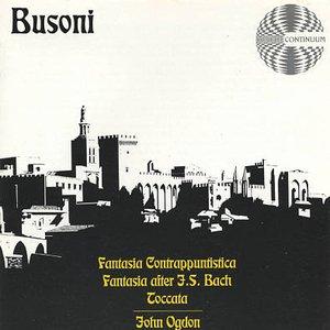 Ferruccio Busoni: Fantasia Contrappuntistica, Fantasia after J.S. Bach and Toccata
