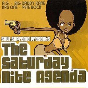 The Saturday Nite Agenda