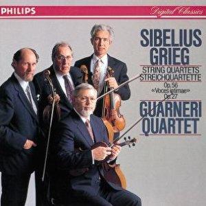 Sibelius/Grieg: String Quartets