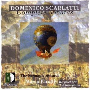 Scarlatti: Complete Sonatas Vol.6: The Harmonic Research