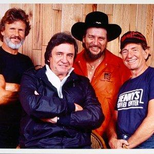 Avatar for Johnny Cash, Kris Kristofferson, Waylon Jennings & Willie Nelson