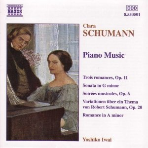 SCHUMANN, C.: Piano Music
