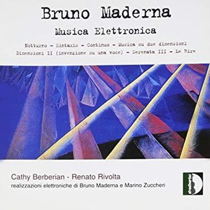 Maderna: Electronic Music