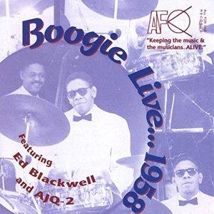 Boogie Live...1958 (feat. American Jazz Quintet 2)