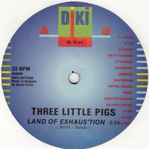 Avatar for Three Little Pigs