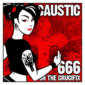 666 on the Crucifix