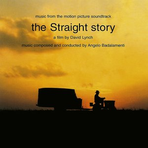 """The Straight Story""的封面"