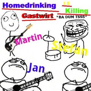 Bild für 'Homedrinking is killing Gastwirt'