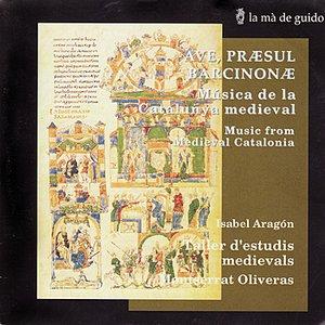Imagen de 'Ave, præsul Barcinonæ - Music from Medieval Catalonia'