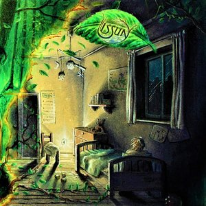 Dark Green Glow