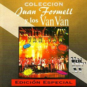 Coleccion: Juan Formell y los Van Van - Vol. 15