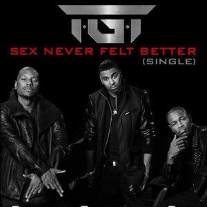 Sex Never Felt Better