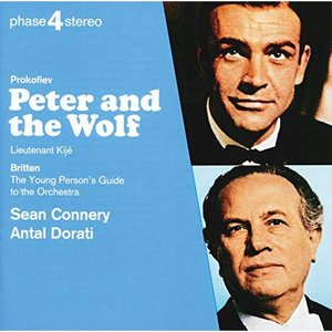 Prokofiev: Peter and the Wolf; Lieutenant Kijé / Britten: The Young Person's Guide to the Orchestra
