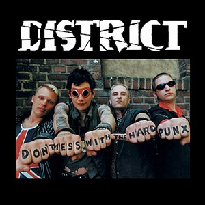 Don't mess with the hard punx