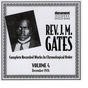 Rev. J.M. Gates Vol. 4 (1926)