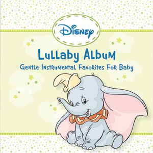 Poster for Disney Lullaby Album by Fred Mollin