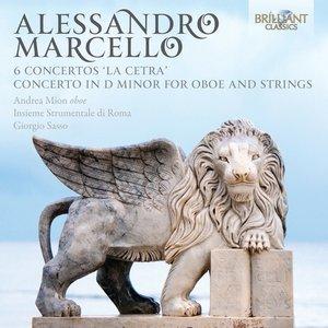 """A. Marcello: 6 Concertos """"La Cetra"""" - Concerto in D Minor for Oboe and Strings"""