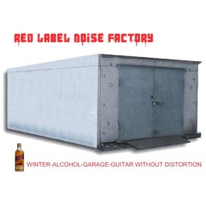 Page #1 Winter-Alcohol-Garage-Guitar Without Distortion