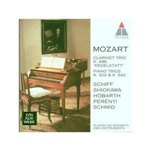 """Mozart: Clarinet Trio """"Kegelstatt"""", Piano Trios K502 & K542"""
