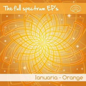 The full spectrum EP's - Orange