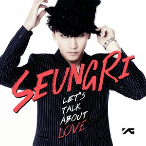SEUNGRI 2nd Mini Album - Let's Talk About Love