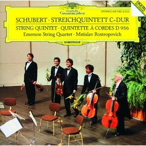 Avatar for Mstislav Rostropovich & Emerson String Quartet
