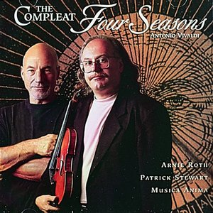 The Compleat Four Seasons Antonio Vivaldi