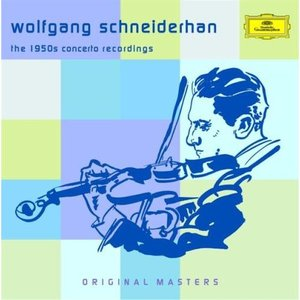 The 1950s Concerto Recordings