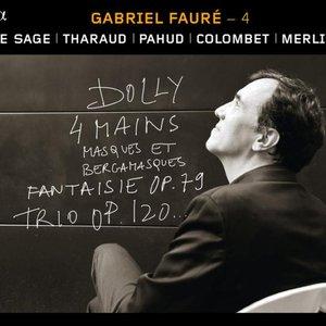 Fauré: 4 - Duos et Trios avec Piano
