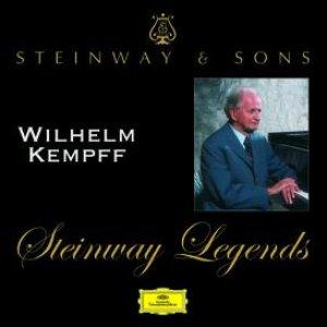 Steinway Legends: Wilhelm Kempff