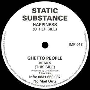 Happiness / Ghetto People (Remix)