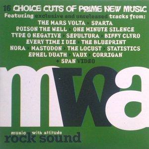 Rock Sound: Music With Attitude, Volume 50