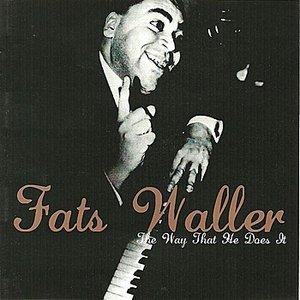 Portrait of Fats Waller