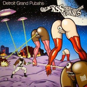 Image pour 'Galactic Ass Creatures From Uranus'