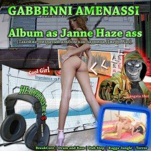 Album as Janne Haze ass
